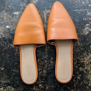 Faux leather Mules Old Navy